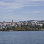 Vu du lac (photmontage CBL)