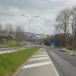 Route du lac, vers l'UNIL